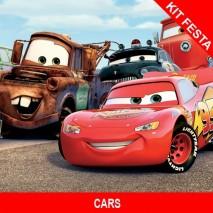 CARS - Kit Festa