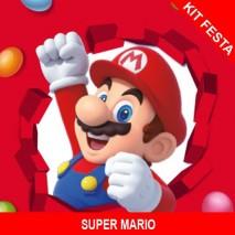 SUPER MARIO - Kit Festa