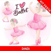 DANZA- Kit Festa